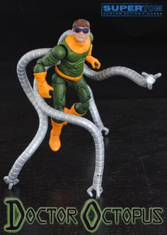 Doctor Octopus (Marvel Universe) Custom Action Figure