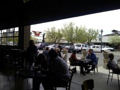 The Flying M Coffee Garage- Nampa, Idaho