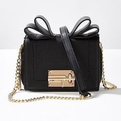 Arm candy-crush  #riverisland #bow #cute #bag #covetme