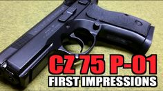 CZ 75 P-01 (First Impressions) Find our speedloader now! http://www.amazon.com/shops/raeind
