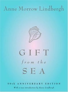 Gift from the Sea by Anne Morrow Lindbergh, http://www.amazon.com/dp/0679406832/ref=cm_sw_r_pi_dp_bgjLqb13ZDRJF