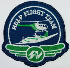Flight Paramedic, Life Flight, Patches For Sale, Saint Vincent, Emergency Medicine, Fire Dept, Ems, Montana, Health Care