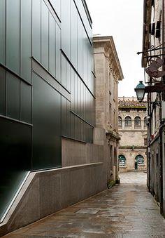Museo de las Peregrinaciones, Santiago de Compostela. TECTÓNICA 39 monografíasdearquitectura, tecnología yconstrucción
