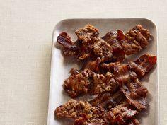 Caramelized Bacon recipe from Ina Garten via Food Network