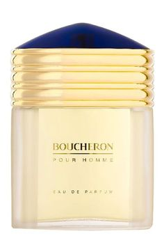 Boucheron 'pour Homme' Eau de Parfum Spray available at #Nordstrom I have several favorites. This one and Jaïpur also by Boucheron are at the top of the list.