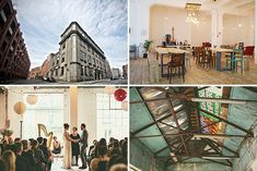 The Chocolate Factory | Industrial Wedding Venues Ireland | www.onefabday.com