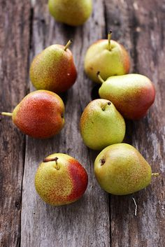 eat more: pears