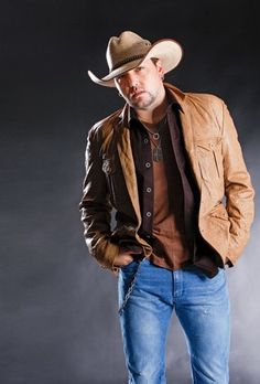 Jason Aldean. I seriously love him. I'm not obsessed, right? [;