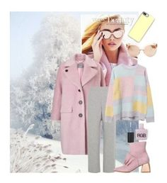"""""""There's Beauty In Our Differences Contests"""" by christined1960 ❤ liked on Polyvore featuring Disney, Marella, Joseph, Intropia, RGB Cosmetics, Casetify, Linda Farrow, pastel and winteroutfit"""