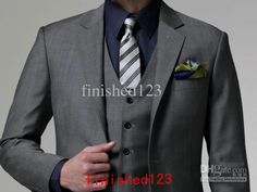 charcoal grey suit - Google Search