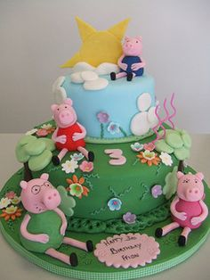 14 Best Peppapig Party Ideas Images Pig Cupcakes Pig Party