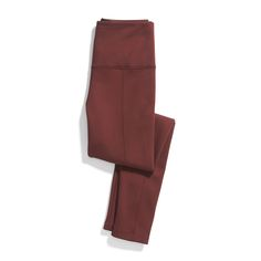 Stitch Fix Winter Essentials: Give your basic black leggings a break and opt for a warm hues like burgundy. This winter-friendly color pairs with with tan or grey boots.