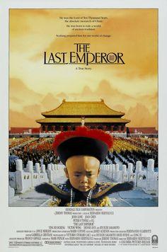 L'ultimo imperatore (The Last Emperor) - Bernardo Bertolucci (1987)