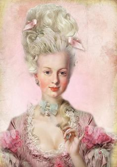 Beautiful Marie Antoinette ~