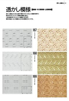 """Photo from album """"Knitting patterns book 1000 on Yandex. Lace Knitting Patterns, Crotchet Patterns, Knitting Stiches, Knitting Books, Knitting Charts, Lace Patterns, Knitting Yarn, Stitch Patterns, Crochet Girls"""