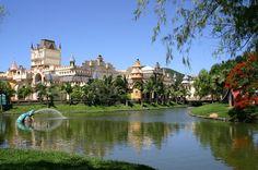Turismo em SC: Parque Beto Carrero World – Penha