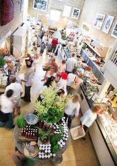 Daylesford Organic Fine Food and Furnishings, London