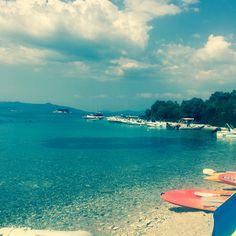 Meganisi Lefcada Greece