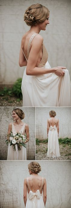 Twisted bridal updo | Image by Daring Wanderer