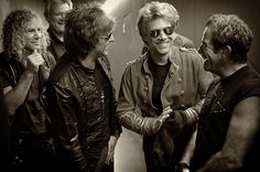 Bon Jovi Tour Photographer David Bergman Talks Behind-the-Scenes Details of Traveling the World With the Band   Billboard
