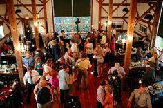 Rustic Illinois Barn Wedding from rusticweddingchic.com @ Byron Colby Barn in Lake Zuric IL