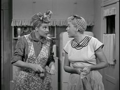 i love lucy kitchen | Cockeyed Caravan: Seeds of Greatness #1: I Love Lucy