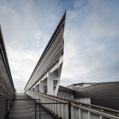 Centro Sócio-Cultural da Costa Nova / ARX PORTUGAL