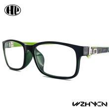ac469788a8849 2017 moda hombres tr gafas de cristal mujeres optical frame claro negro  lentes gafas estudiante acetato