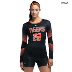0148e80c7 Under Armour Women s ArmourFuse (Custom   Sublimated) Long Sleeve Jersey  Volleyball Uniforms