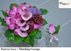 Fresh Flower Bouquet - Forever Love
