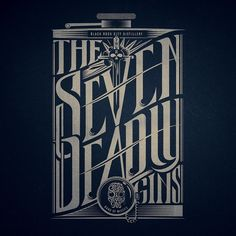 Great Type, Lettering & Calligraphy Designs   From up North