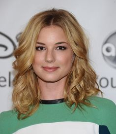 4f604fd8c5b Actress Emily VanCamp arrives at the Disney ABC Televison Group s