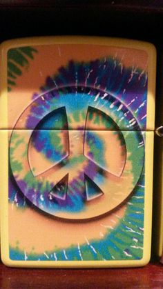 Tye Dye Peace From my collection