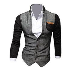 Jeansian Men's Fashion Jacket Outerwear Tops Blazer jeansian http://www.amazon.com/dp/B00PGS47BY/ref=cm_sw_r_pi_dp_g7kGwb01WXC7C