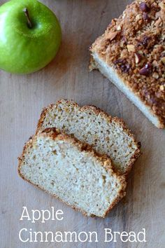 Looking for an easy apple recipe? This yummy apple cinnamon bread recipe is a one bowl recipe that is so quick to make. It smell delicious when it baking and tastes even better. This apple bread recipe turns out moist and so very yummy. It's a perfect fall recipe to make!