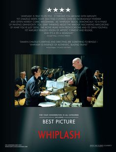 whiplash 2014 poster - Google Search