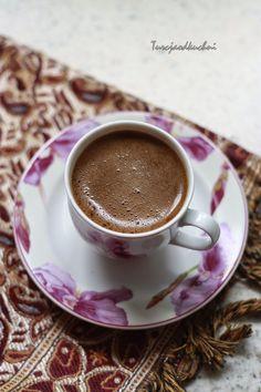 Turcja od kuchni: Moje fotografie. Mała czarna po turecku.