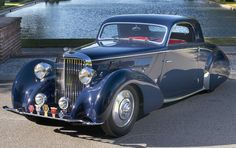 1938 SS Jaguar 3-12-Litre fixed-head coupe