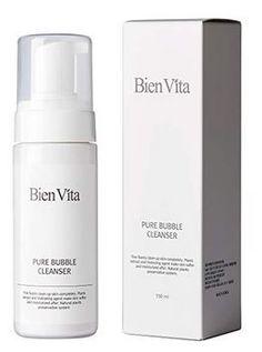 Bien Vita Pure Bubble Foam Cleanser Cleanser, Moisturizer, Diy Beauty Care, Best Makeup Remover, Latest Makeup, Makeup Kit, Natural Makeup, Beauty Skin, Routine