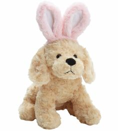 Plush Dog Easter Baskets, Plush, Teddy Bear, My Favorite Things, Dogs, Animals, Animales, Animaux, Pet Dogs