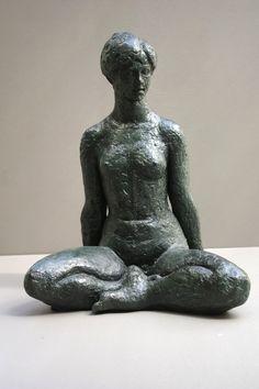 AUDFRAY Etienne, sculpture en bronze - Vestale (La) - I/IV - 1992