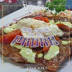 Para Papá en su día tenemos un menú especial Solomo D'angelos #SencillamenteDelicioso  Ven a compartir un momento familiar con la calidad y atención que a ti te encanta.  Reservaciones: http://dangeloscafe.com  #Gastronomía #Gourmet #gastronomy #DiaDelPadre #FathersD ay #almuerzo #cena #lunch #dinner #beef #instafood #pornfood #Guayana