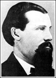 """Boone Helm was known as the Kentucky Cannibal. He was a mountain man in the old west who often ate people for survival and sometime he just ate other people. He settled in Salt Lake City and several that the Mormons didn't want there disappeared. Helm was arrested in 1864 and sentenced to hang. Before the hangman could do his job, Helm shouted """"Horay for Jeff Davis"""" and jumped off the hangman's box. He killed at least 11, presumably more. He's buried in the famous Boot Hill cemetary."""