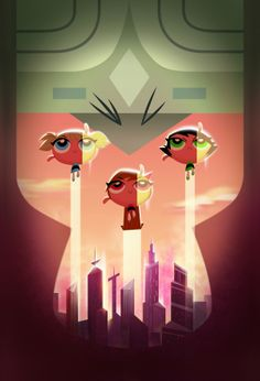 There is gonna be a remake of the Powerpuff Girls!! I know it wont be nearly as good