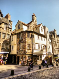 John Knox House, The Royal Mile, Edinburgh
