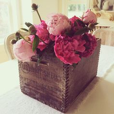 Little Farmstead: Peonies and Weekend Wishes...