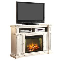 FREE SHIPPING! Shop Wayfair for Legends Furniture New Castle TV Stand with Electric Fireplace - Great Deals on all Furniture products with the best selection to choose from!