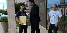 Cornetando os Campeões de kick booker que receberam Moções da Câmara | TV PLANALTO