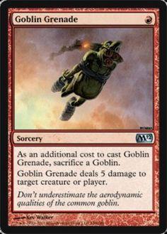 Goblin-Grenade-x4-Magic-the-Gathering-4x-Magic-2012-mtg-card-lot-red-uncommon