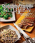 The Diabetes-Friendly Kitchen by Jennifer Stack: If you think healthy eating has to mean dull, uninspiring food, think again! The Diabetes-Friendly Kitchen from the experts at The Culinary Institute of America combines healthful ingredients with seriously delicious cooking to create meals that are geared for food lovers with diabetes and pre-diabetes...